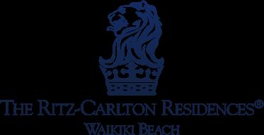 Logo for The Ritz-Carlton Residences, Waikiki Beach - Opening 2016