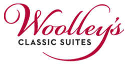 Logo for Woolley's Classic Suites - Denver Airport