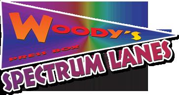 Logo for Spectrum Lane & Woodys