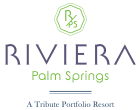 Logo for Riviera Palm Springs