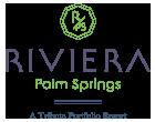 Logo for The Riviera Palm Springs, A Tribute Portfolio Resort
