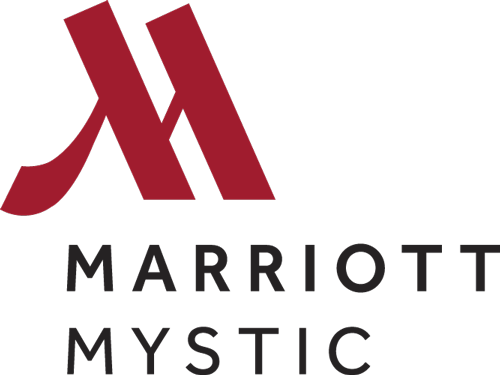 Logo for Mystic Marriott Hotel & Spa