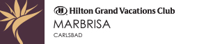 Logo for Hilton Grand Vacations Club® at MarBrisa