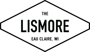 Logo for The Lismore Hotel Eau Claire - a DoubleTree by Hilton Hotel