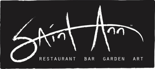 Logo for Saint Ann Restaurant & Bar