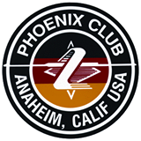Logo for The Phoenix Club Anaheim Event Center