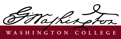 Logo for Washington College