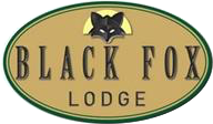 Logo for The Black Fox Lodge
