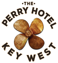 Logo for The Perry Hotel