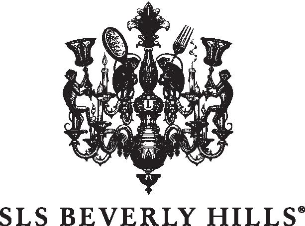 Logo for SLS Beverly Hills