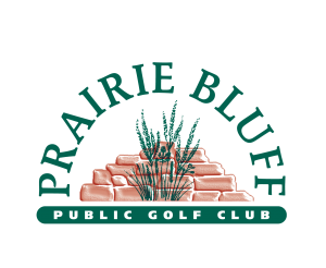 Logo for Prairie Bluff Golf Course