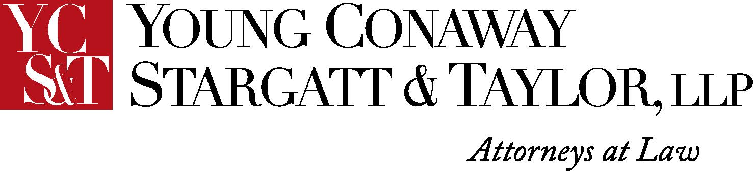 Logo for Young Conaway Stargatt & Taylor, LLP