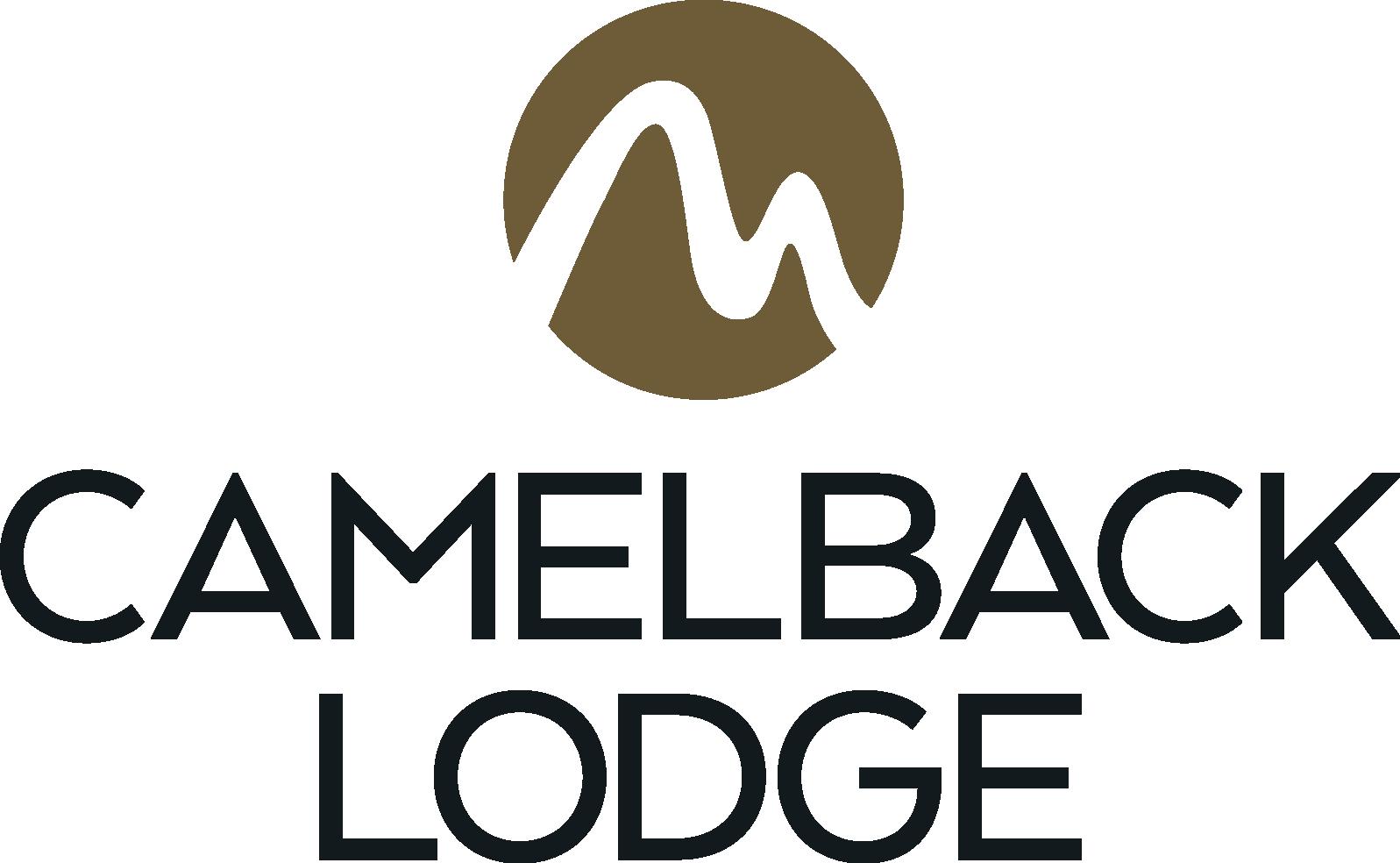 Logo for Camelback Lodge