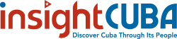 Logo for insightCuba