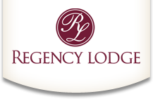 Logo for Regency Lodge