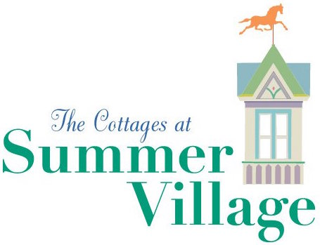 Logo for Cottages at Summer Village