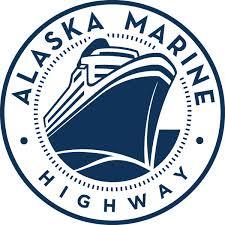 Logo for Alaska Marine Highway System