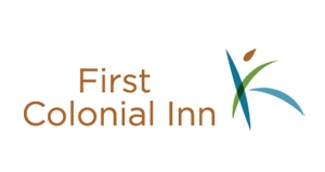 Logo for First Colonial Inn