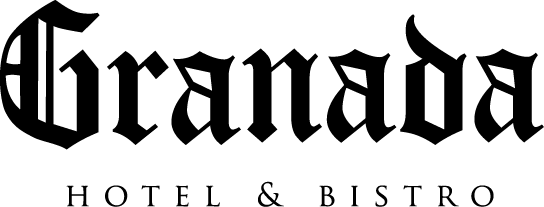 Logo for Granada Hotel and Bistro