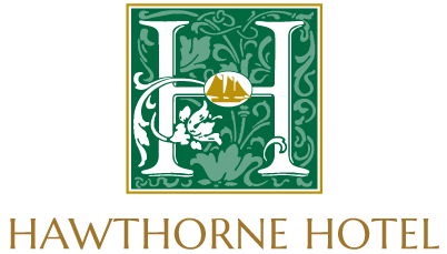 Logo for Hawthorne Hotel