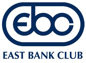 Logo for East Bank Club
