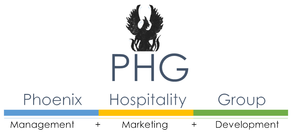 Logo for Phoenix Hospitality Group