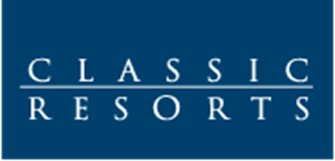 Logo for Classic Resorts