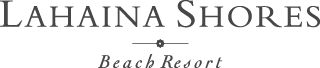Logo for Lahaina Shores Beach Resort