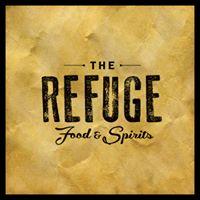 Logo for The Refuge