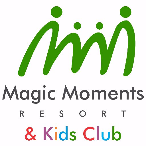 Logo for Magic Moments Resort
