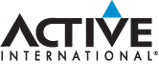 Logo for Active International