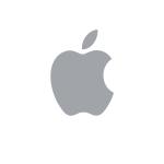 Logo for Apple Store - Manhattan