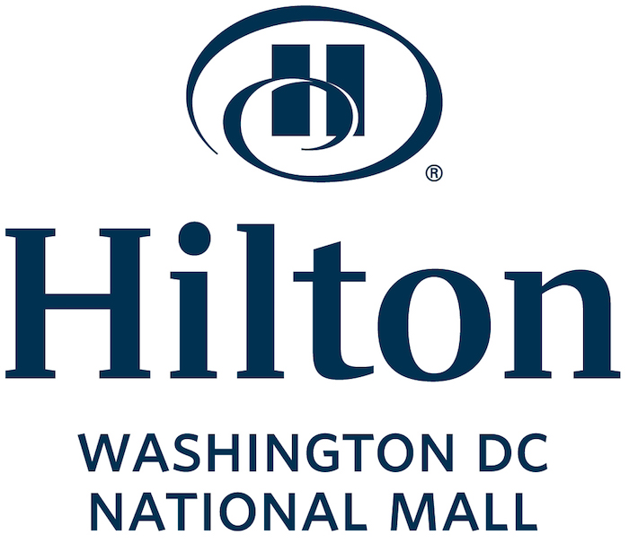 Logo for Hilton Washington DC National Mall