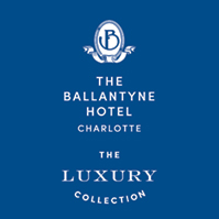 Logo for The Ballantyne, a Luxury Collection Hotel