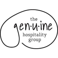 Logo for The Genuine Hospitality Group