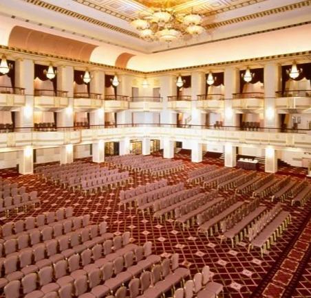 grand ballroom waldorf astoria nyc christmas