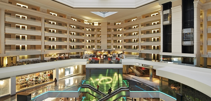 Embassy Suites By Hilton Washington Dc Chevy Chase