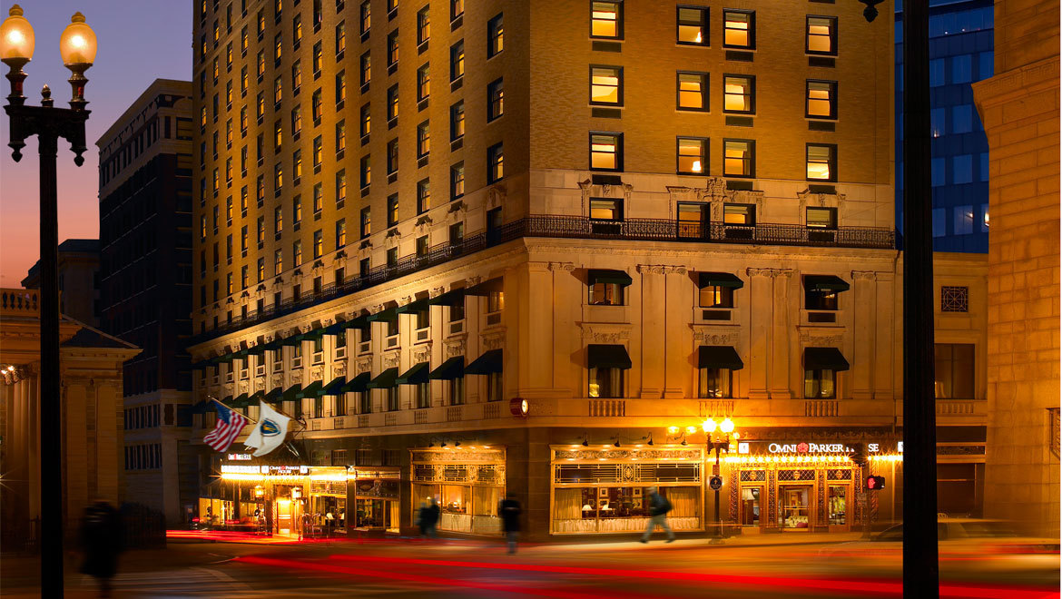 Omni parker house boston ma jobs hospitality online for Pennsylvania hotel new york haunted