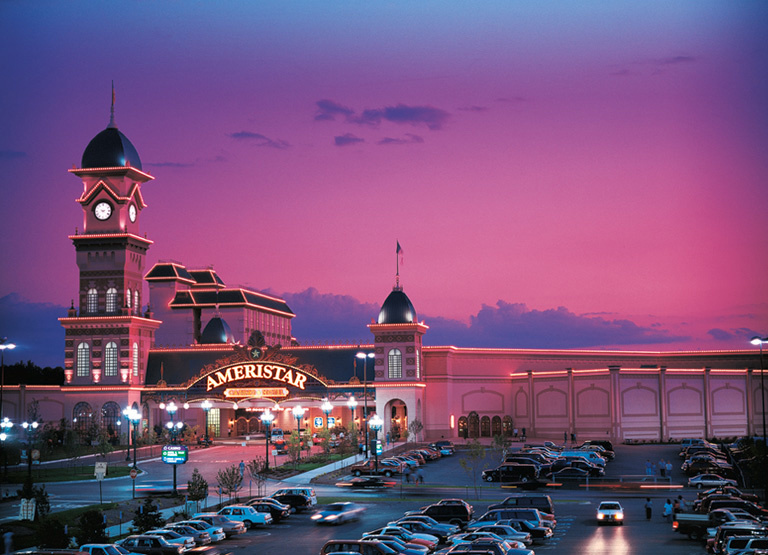 Great Plains Cattle Company  Ameristar Casino  Kansas