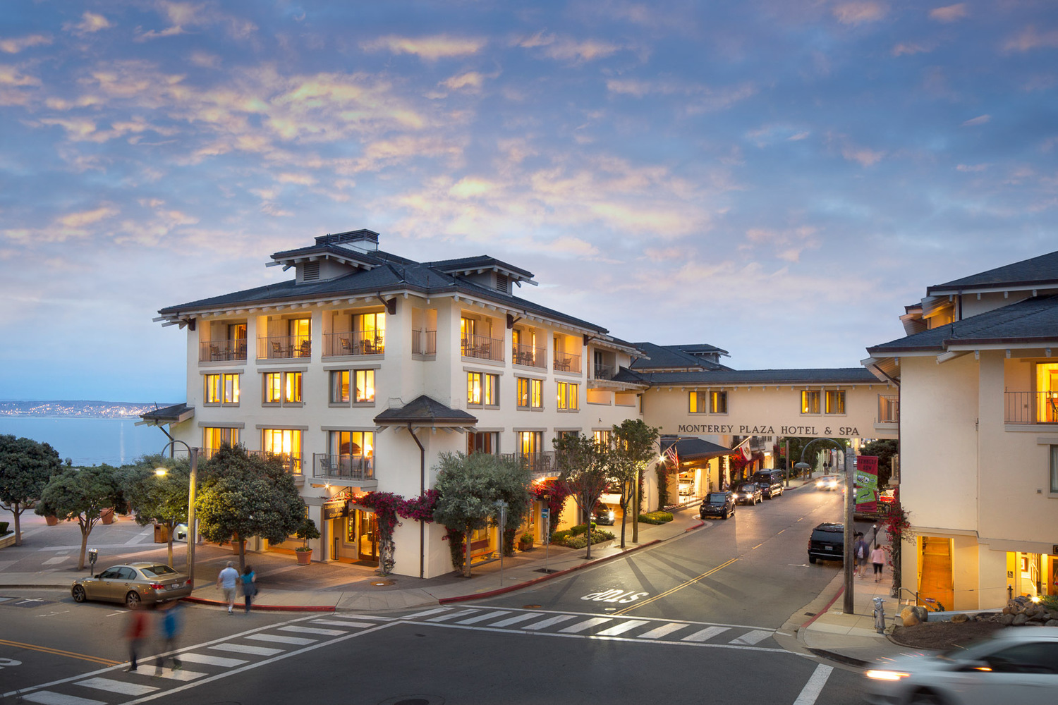 Best Hotel And Spa Monterey California