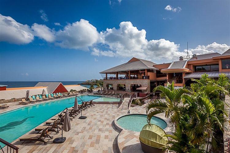 Le Grand Courlan Spa Resort Website