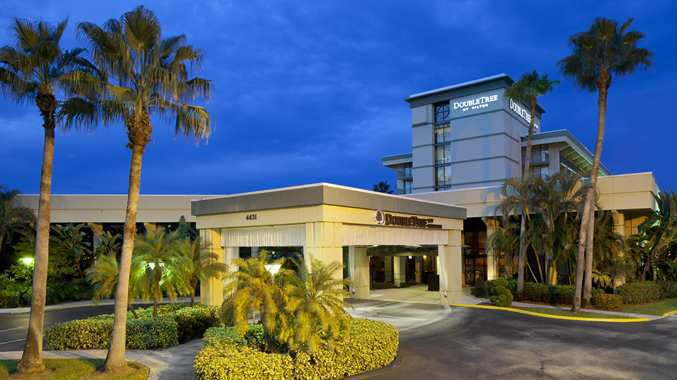 Doubletree Hotel Executive Meeting Center Palm Beach