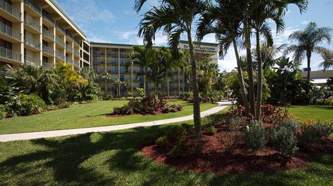 Doubletree Hotel Executive Meeting Center Palm Beach