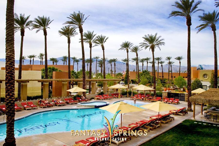 Fantasy springs resort casino california