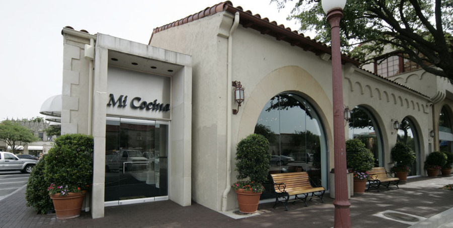 Highland Park Village Dallas Restaurants