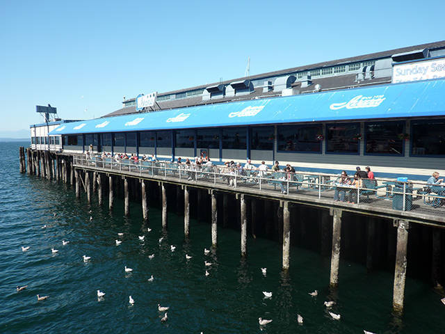 Ivar 39 s seattle wa jobs hospitality online for Seattle fishing jobs