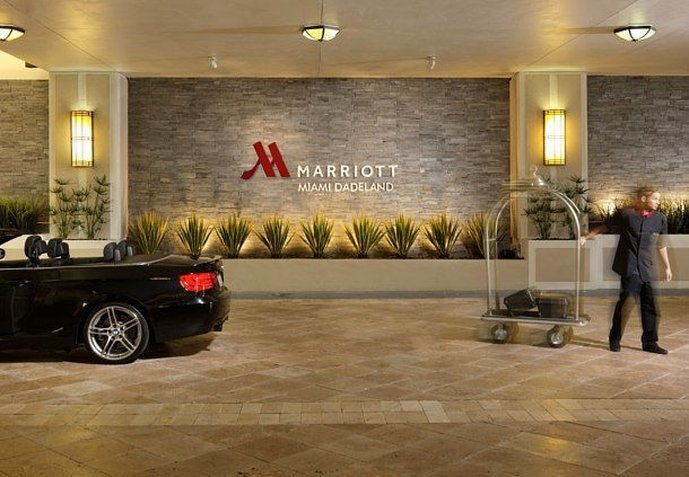 Marriott dadeland wedding