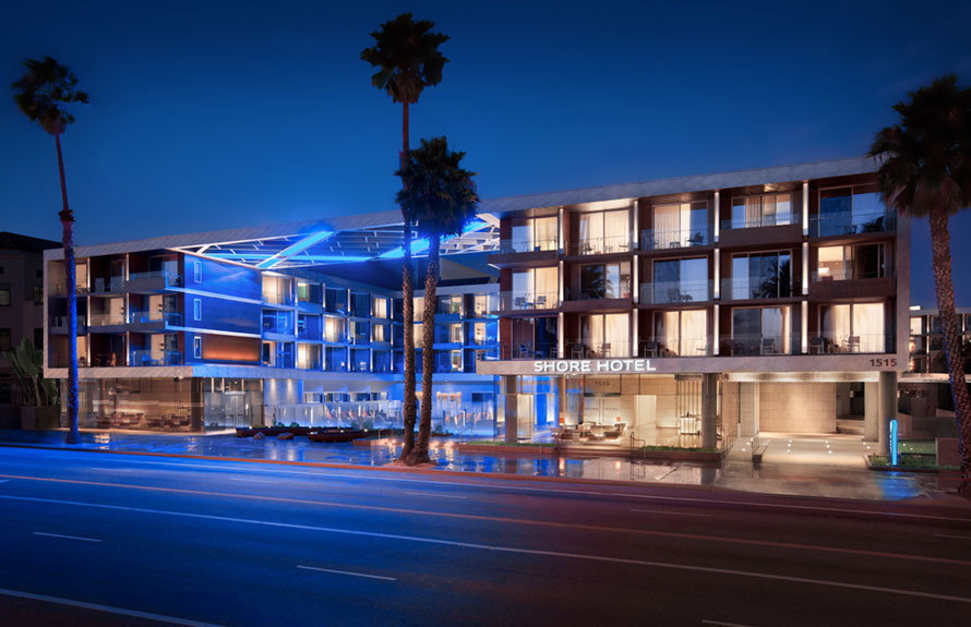 Shore hotel santa monica ca jobs hospitality online for Best boutique hotels jersey shore