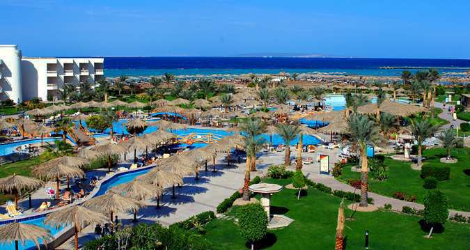 Long Beach Hilton Hurghada