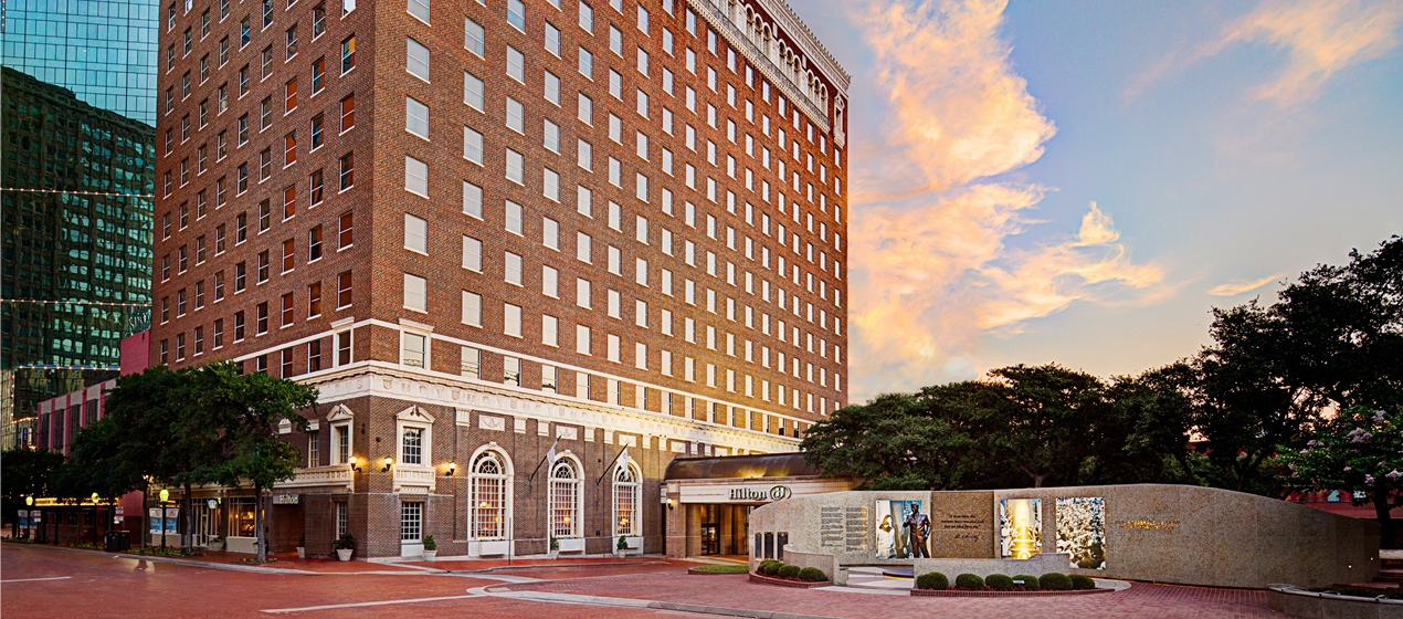 Hilton Hotel Near Fort Worth Convention Center